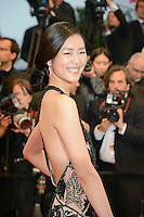 "Liu Wen attending the ""Jagten (The Hunt)"" Premiere during the 65th annual International Cannes Film Festival in Cannes, France, 20th May 2012...Credit: Timm/face to face /MediaPunch Inc. ***FOR USA ONLY***"