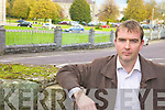 MARKETS: Ballyhar man, Michael Gleeson, who has been appointed by the Kerry County Enterprise Board to work with new and existing farmers' markets in the county.