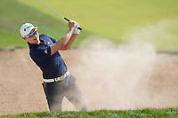 Haotong Li (CHN) during the third round of the Omega Dubai Desert Classic, Emirates Golf Club, Dubai, UAE. 26/01/2019<br /> Picture: Golffile | Phil Inglis<br /> <br /> <br /> All photo usage must carry mandatory copyright credit (© Golffile | Phil Inglis)