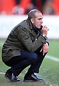 Swindon manager Paolo Di Canio. Stevenage v Swindon Town - npower League 1 -  Lamex Stadium, Stevenage - 27th October, 2012. © Kevin Coleman 2012.