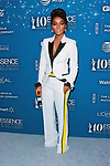 Janelle Monae    attends 10th Annual Essence Black Women in Hollywood Awards at The Beverly Wilshire Hotel on February 23, 2017 in Beverly Hills, California.Photo:Tony Lowe/TonyLoweImages