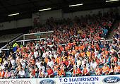 24/04/2010  Peterborough Utd v Blackpool Coca Cola Championship<br /> <br /> <br /> <br /> <br /> pic &copy;  Phill Heywood
