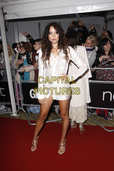 LONDON, ENGLAND - JUNE 03 :  Eliza Doolittle arrives at the Glamour Women Of The Year Awards at the Berkeley Square Gardens on June 03, 2014 in London, England.<br /> CAP/AH<br /> &copy;Adam Houghton/Capital Pictures