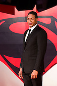 London, UK. 22 March 2016. Actor Ray Fisher (Cyborg). Warner Bros. Pictures presents the European Premiere of Batman v Superman, Dawn of Justice. The movie, directed by Zack Snyder, stars Ben Affleck as Batman/Bruce Wayne and Henry Cavill as Superman/Clark Kent in the characters' first big-screen pairing. The movie opens in cinemas on 25 March 2016. © Vibrant Pictures/Alamy Live News