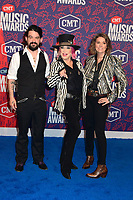 05 June 2019 - Nashville, Tennessee - Shooter Jennings, Tanya Tucker, Brandi Carlile. 2019 CMT Music Awards held at Bridgestone Arena. <br /> CAP/ADM/DMF<br /> ©DMF/ADM/Capital Pictures