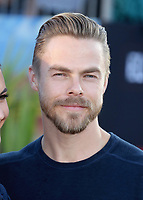 "WESTWOOD, CA - OCT 7:  Derek Hough at the premiere Of Netflix's ""El Camino: A Breaking Bad Movie"" at the Regency Village Theatre on October 7. 2019 in Westwood, California. (Photo by Xavier Collin/PictureGroup)"