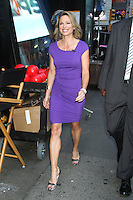 NEW YORK CITY, NY - August 06, 2012: Amy Robach host of Good Morning America at GMA Studios in New York City. © RW/MediaPunch Inc.