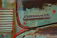Photo of Profile of Old Chevy Truck