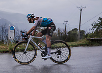 crash victim Pierre Latour (FRA/AG2R-LaMondiale)<br /> <br /> 107th Tour de France 2020 (2.UWT)<br /> (the 'postponed edition' held in september)<br /> Stage 1 from Nice to Nice 156km<br /> ©kramon