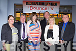 Orla O'Sullivan Glenflesk, Tim O'Sullivan, Tasha Lyne, Danny O'Sullivan, Patricia and Con O'Sullivan Killarney on the red carpet at the première of Bouncers in Killarney cinema last Thursday night