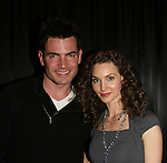 All My Children - Aiden Turner and Alicia Minshew performs for their fans on November 22, 2008 with photos, meet and greet and Q and A at the Brokerage Comedy Club and Vaudeville Cafe in Bellmore, New York. (Photo by Sue Coflin/Max Photos).