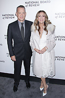 NEW YORK, NY - JANUARY 9: Tom Hanks and Rita Wilson at The National Board of Review Annual Awards Gala at Cipriani 42nd Street on January 9, 2018 in New York City. <br /> CAP/MPI99<br /> &copy;MPI99/Capital Pictures