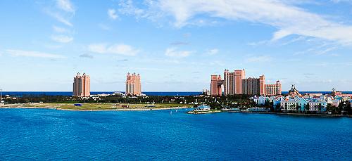 Atlantis Paradise Island Resort, Paradise Island, Bahamas. Photo by John Drew, Professional Image Photography.