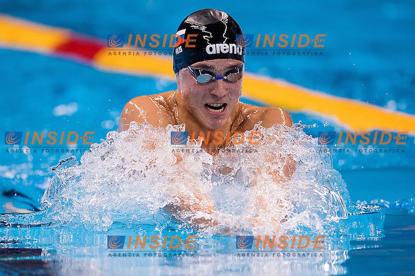 Chupkov Anton RUS<br /> 200 breaststroke men<br /> Rio de Janeiro XXXI Olympic Games <br /> Olympic Aquatics Stadium <br /> Swimming heats 09/08/2016<br /> Photo Giorgio Scala/Deepbluemedia/Insidefoto