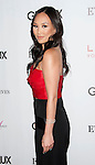 Dorothy Wang arriving at the Genlux Magazine 10th Issure Party held at Eve by Eve's in Beverly Hills Ca. March 12, 2015