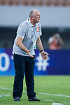 Guangzhou Evergrande Head Coach Luiz Felipe Scolari gestures during the AFC Champions League 2017 Group G match between Guangzhou Evergrande FC (CHN) vs Suwon Samsung Bluewings (KOR) at the Tianhe Stadium on 09 May 2017 in Guangzhou, China. Photo by Yu Chun Christopher Wong / Power Sport Images