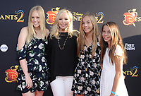 www.acepixs.com<br /> <br /> July 11 2017, LA<br /> <br /> Shannon Beador (2nd L) arriving at the premiere of Disney Channel's 'Descendants 2' on July 11, 2017 in Los Angeles, California. <br /> <br /> By Line: Peter West/ACE Pictures<br /> <br /> <br /> ACE Pictures Inc<br /> Tel: 6467670430<br /> Email: info@acepixs.com<br /> www.acepixs.com
