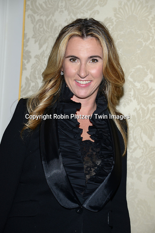 Nancy Dubuc, CEO of A & E, attends the Museum of the Moving Image Gala honoring Abbe Raven and Thomas Rutledge on May 22, 2013 at the St Regis Hotel in New York City.
