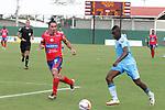 Jaguares venció como local 2-0 a Deportivo Pasto. Fecha 4 Liga Águila II-2017.