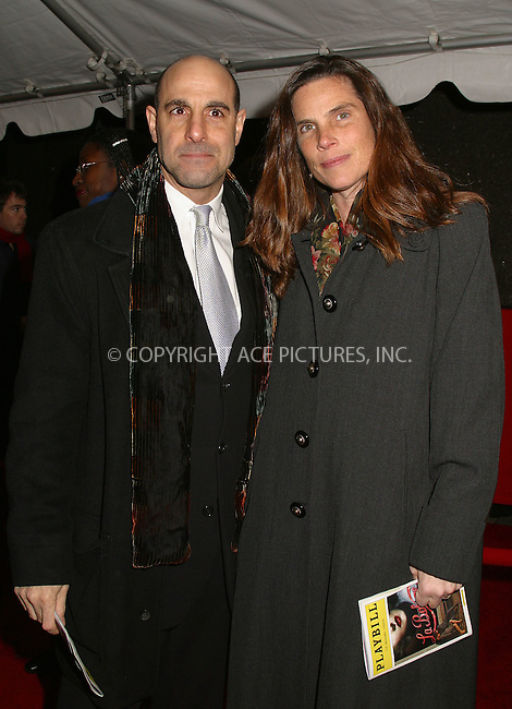 "Stanley Tucci at the opening of ""La Boheme"" on Broadway. New York, December 8, 2002. Please byline: Alecsey Boldeskul/NY Photo Press.   ..*PAY-PER-USE*      ....NY Photo Press:  ..phone (646) 267-6913;   ..e-mail: info@nyphotopress.com"