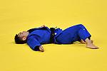 Masashi Ebinuma (JPN), <br /> SEPTEMBER 1, 2018 - Judo : Mix Team Quarter-final at Jakarta Convention Center Plenary Hall during the 2018 Jakarta Palembang Asian Games in Jakarta, Indonesia. <br /> (Photo by MATSUO.K/AFLO SPORT)