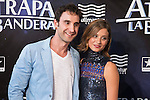 "Spanish actor Dani Rovira and spanish actress Michelle Jenner attends to the photocall during the premiere of ""Atrapa la Bandera"" at Kinepolis Cinema in Madrid, August 26, 2015. <br /> (ALTERPHOTOS/BorjaB.Hojas)"
