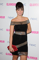 Gizzi Erskine arrives for the Glamour Women of the Year Awards 2014 in Berkley Square, London. 03/06/2014 Picture by: Steve Vas / Featureflash