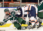 Tim Visich (Plymouth State - 8), ? - The visiting Plymouth State University Panthers defeated the Salem State University Vikings 3-2 on Thursday, December 1, 2011, at Rockett Arena in Salem, Massachusetts.