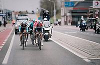 Bob JUNGELS (LUX/Deceuninck-Quick Step)<br /> <br /> 71th Kuurne-Brussel-Kuurne 2019 <br /> Kuurne to Kuurne (BEL): 201km<br /> <br /> ©kramon