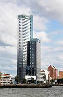 Nederland  Rotterdam - 2017. Kantoor van Deloitte aan de Maas.   Foto Berlinda van Dam / Hollandse Hoogte