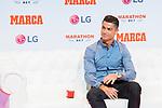 Cristiano Ronaldo during the ceremony of 'Marca Leyenda' Award in Madrid. July 29, 2019. (ALTERPHOTOS/Francis González)