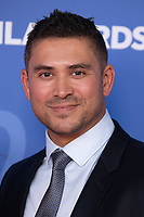 LONDON, UK. October 15, 2019: Rav Wilding at the National Lottery Awards 2019, London.<br /> Picture: Steve Vas/Featureflash