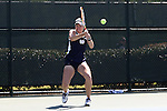 23 April 2015: Allison Miller. The Notre Dame University Fighting Irish played the Florida State University Seminoles at the Cary Tennis Park in Cary, North Carolina in a 2015 NCAA Division I Women's Tennis and Atlantic Coast Conference Tournament First Round match. Florida State won the match 4-3.