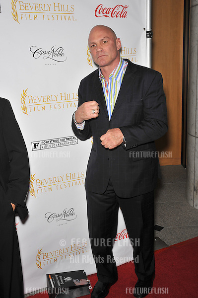 Patrick Kilpatrick at the opening of the Beverly Hills Film Festival at the Clarity Theatre, Beverly Hills..April 1, 2009  Beverly HIlls, CA.Picture: Paul Smith / Featureflash
