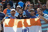 The Indian fans were out in force during India vs New Zealand, ICC World Cup Warm-Up Match Cricket at the Kia Oval on 25th May 2019