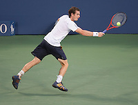 Andy Murray..Tennis - US Open - Grand Slam -  New York 2012 -  Flushing Meadows - New York - USA - Wednesday 5th September  2012. .© AMN Images, 30, Cleveland Street, London, W1T 4JD.Tel - +44 20 7907 6387.mfrey@advantagemedianet.com.www.amnimages.photoshelter.com.www.advantagemedianet.com.www.tennishead.net