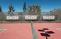 McKinnon Family Tennis Center, Athletics facility, Sept. 16, 2016.<br /> (Photo by Marc Campos, Occidental College Photographer)