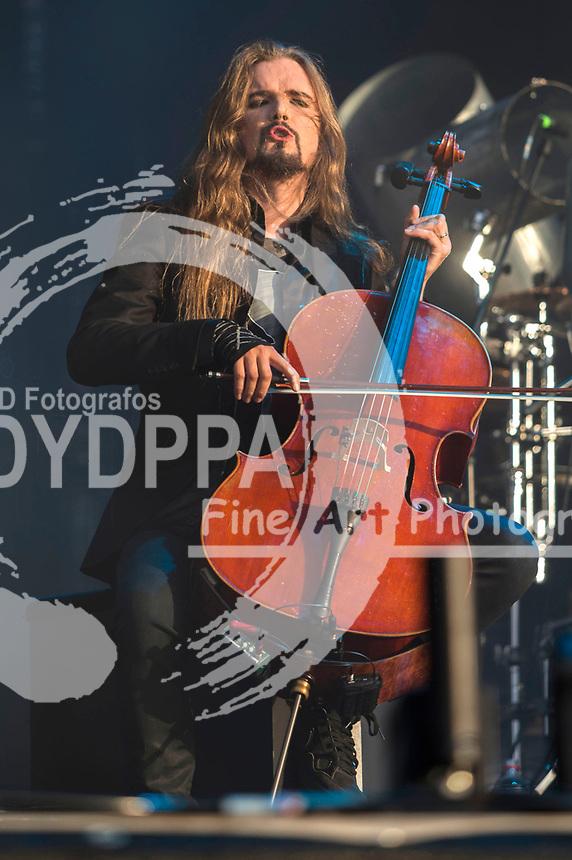 Apocalyptica live auf dem 28. Wacken Open Air Festival - W:O:A 2017. Wacken, 04.08.2017