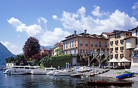 ITA, Italien, Lombardei, Comer See, Urlaubsort Sala Comacina am Westufer | ITA, Italy, Lombardia, Lake Como, resorts Sala Comacina at the west banks