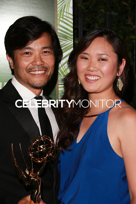 LOS ANGELES, CA, USA - AUGUST 25: Joel Kuwahara at the FOX, 20th Century FOX Television, FX Networks And National Geographic Channel's 2014 Emmy Award Nominee Celebration held at Vibiana on August 25, 2014 in Los Angeles, California, United States. (Photo by David Acosta/Celebrity Monitor)