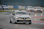 Mike Bushell - Team Pyro Renault Clio Cup UK