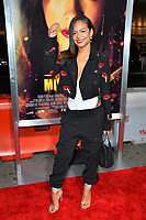 "LOS ANGELES, CA. January 30, 2019: Christina Milian  at the world premiere of ""Miss Bala"" at the Regal LA Live.<br /> Picture: Paul Smith/Featureflash"