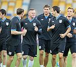140612 England Training Kiev Euro 2012