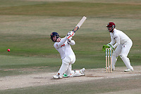 Simon Harmer in batting action for Essex during Essex CCC vs Somerset CCC, Specsavers County Championship Division 1 Cricket at The Cloudfm County Ground on 28th June 2018