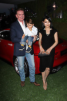 Christopher Guy, Iconic Furniture Designer, with Sakiko Yomada and Georgie Harrison<br /> at Jaguar North America and Britweek Present &quot;A Villainous Affair,&quot; The London West Hollywood, West Hollywood, CA 05-02-14<br /> David Edwards/DailyCeleb.Com 818-249-4998