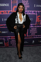 NEW YORK, NY - JANUARY 25: DJ Olivia Dope at the Essence 9th annual Black Women in Music event at the Highline Ballroom on January 25, 2018 in New York City. Credit: John Palmer/MediaPunch