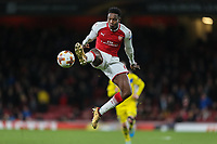 Danny Welbeck of Arsenal during the UEFA Europa League match between Arsenal and FC BATE Borisov  at the Emirates Stadium, London, England on 7 December 2017. Photo by David Horn.