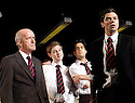 The History Boys by Alan Bennett directed by Nicholas Hytner with Clive Merrison,Samuel Barnett,Sacha Dhwan,,Dominic Cooper.Opens at the Lyttleton Theatre on 18/5/04CREDIT Geraint Lewis