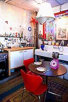 kitschy kitchen