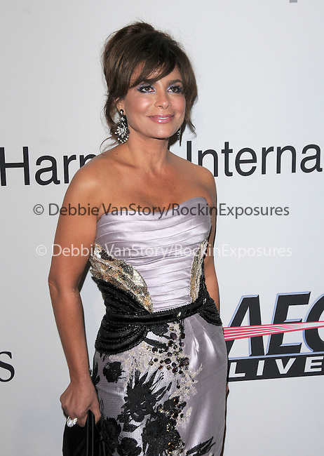 Paula Abdul at The Clive Davis / Recording Academy Annual Pre- Grammy Party held at The Beverly Hilton Hotel in Beverly Hills, California on February 07,2009                                                                     Copyright 2009 Debbie VanStory/RockinExposures